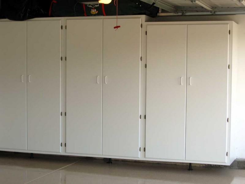 Storage Systems Garage Cabinets